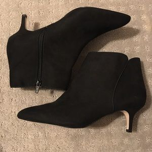 Jessica Simpson NEW black Adana booties 7 1/2